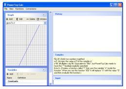نرم افزار رسم نمودارهای ریاضی